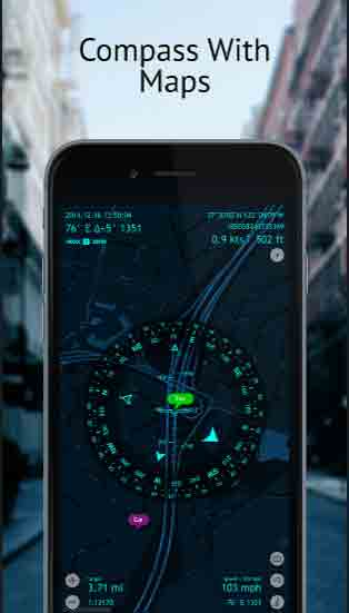 best android compass app