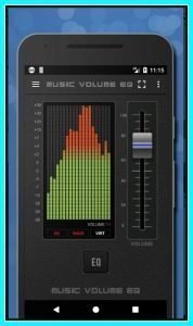music volume eq booster