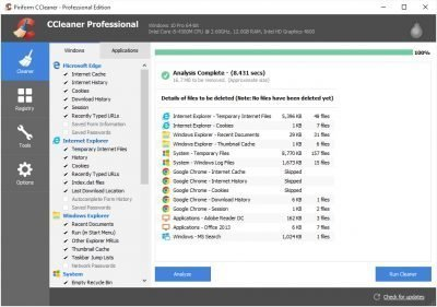 best ccleaner alternative