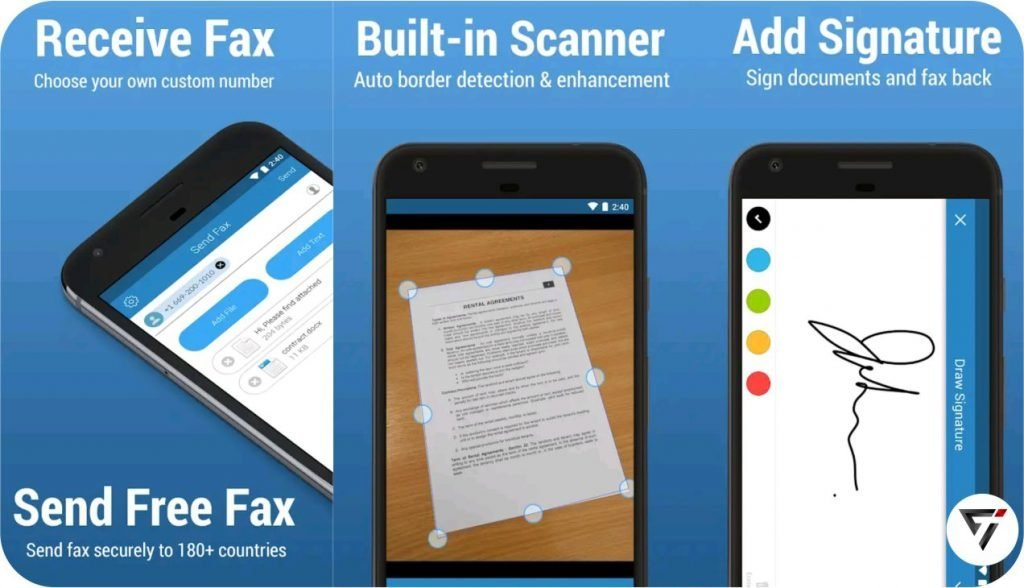 free fax app for android