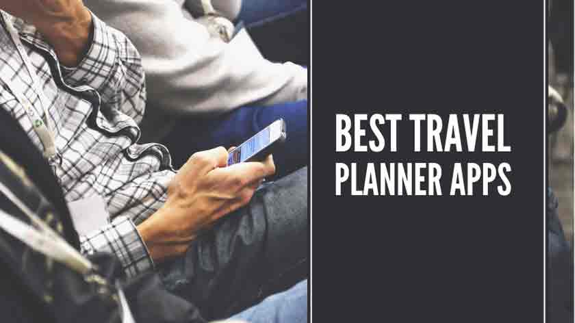 best travel planner apps