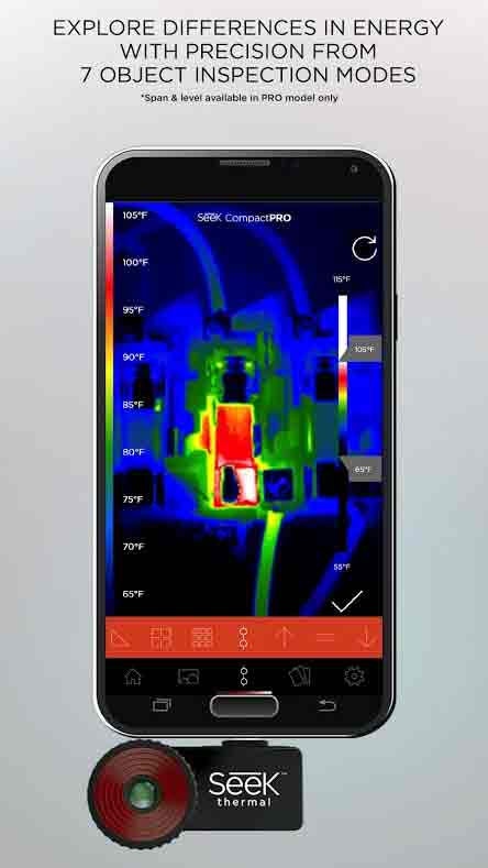 best infrared camera apps
