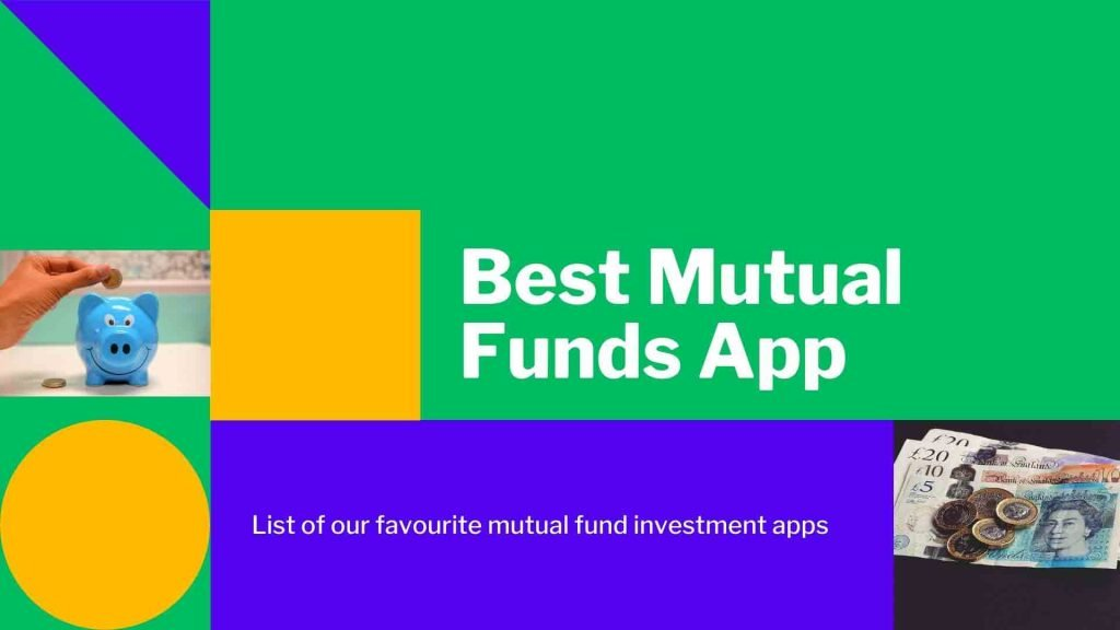 best mutual funds apps in india