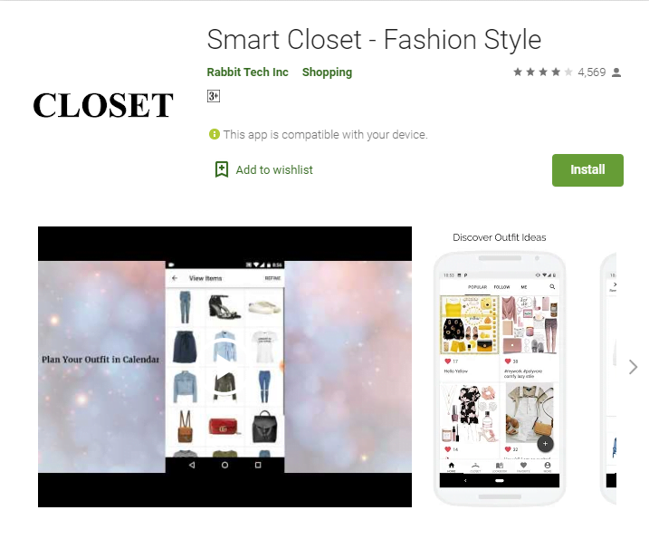 fashion design apps