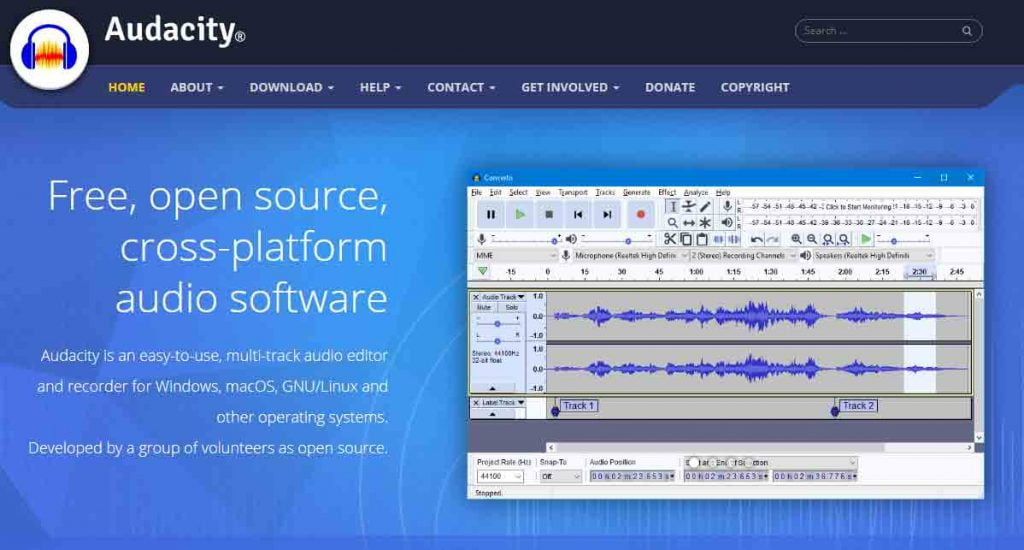 audacity-software-review