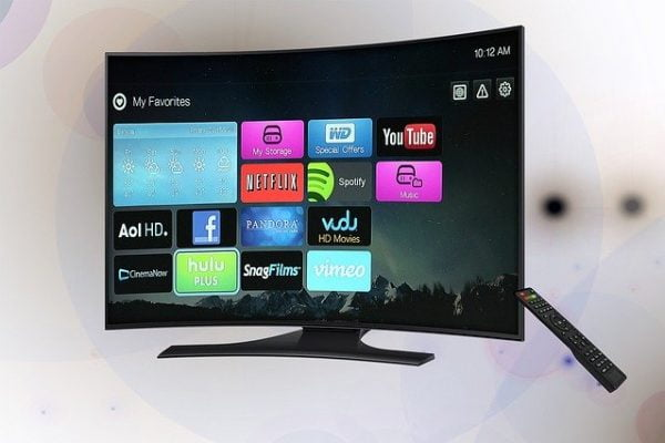 advantages of smart tv