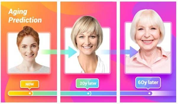 age progression apps for android