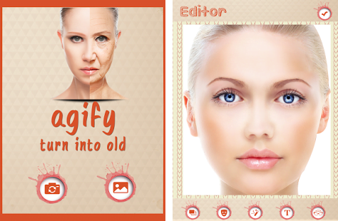 best age progression app for android