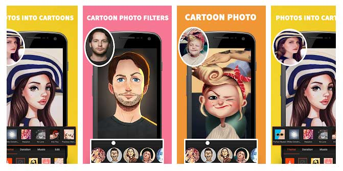best phtotos to cartoons app for android 2021 2022