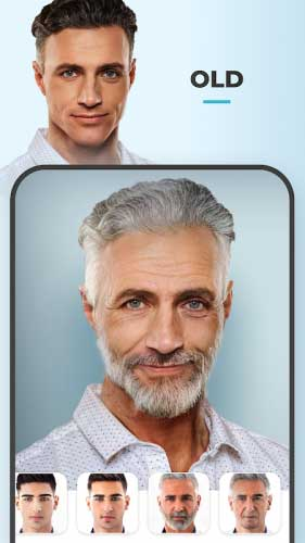 free age progression app for android