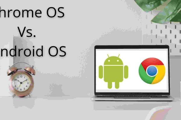chrome os vs android