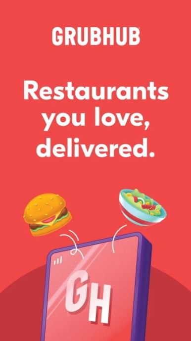 food delivery apps that accepts cash near me