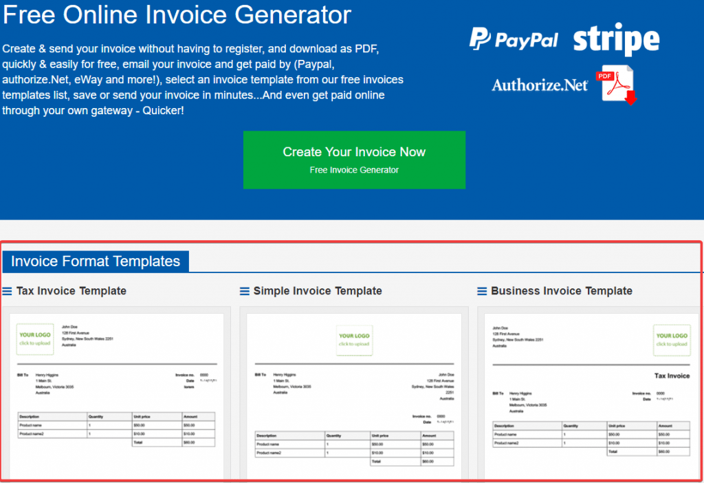 create.onlineinvoices-review