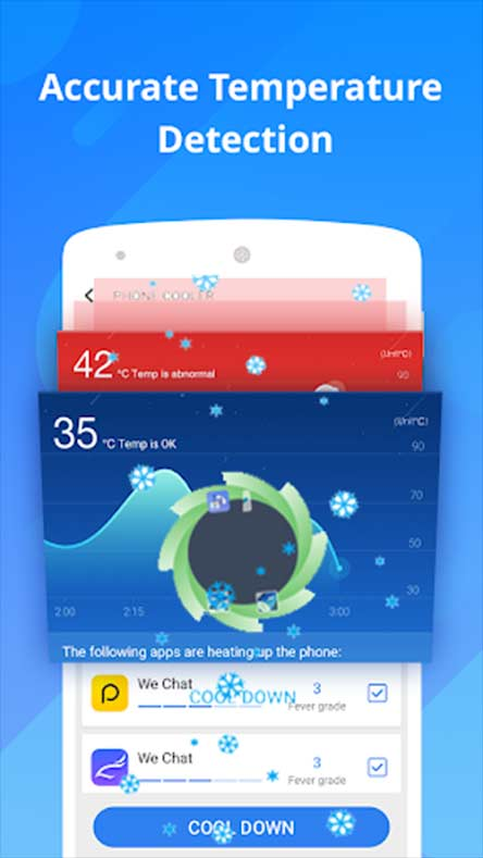 apps to cool down your android phoen