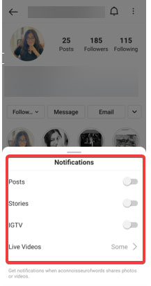 how to see liked posts on instagram