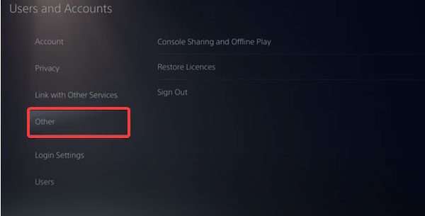 how to gameshare on ps5