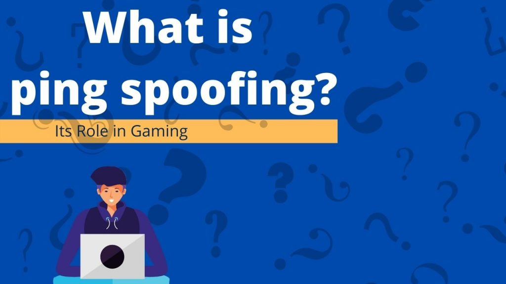 what is ping spoofing and its role in gaming minecraft